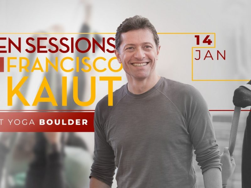 Open Sessions With Francisco Jan 2019