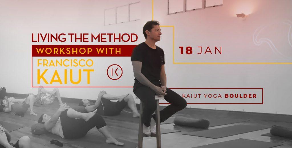 Living the method workshop