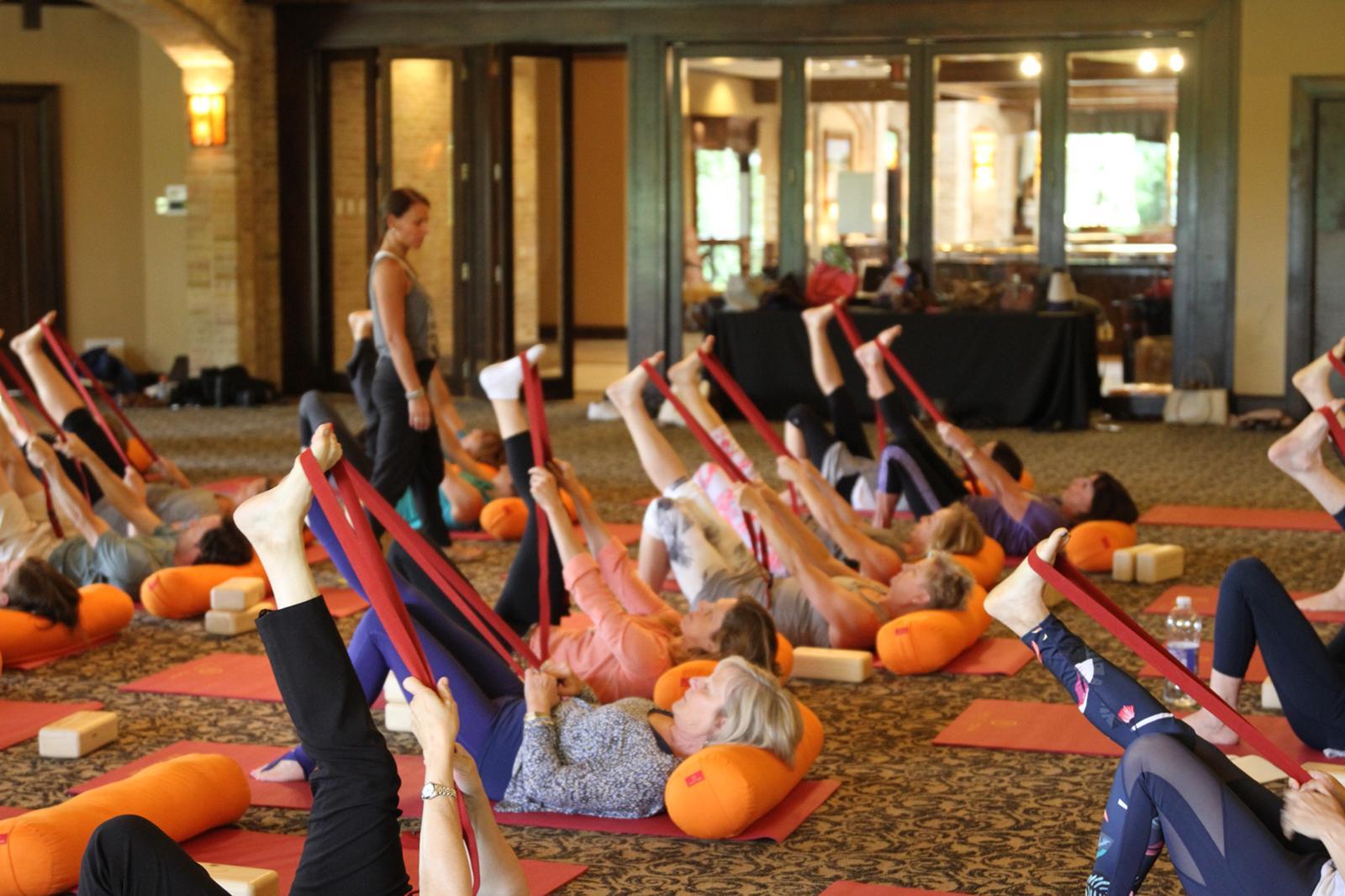Kaiut yoga Dallas