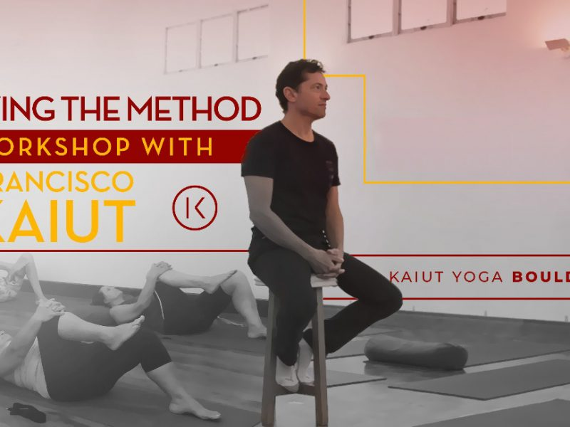 Living The Method with Francisco Kaiut
