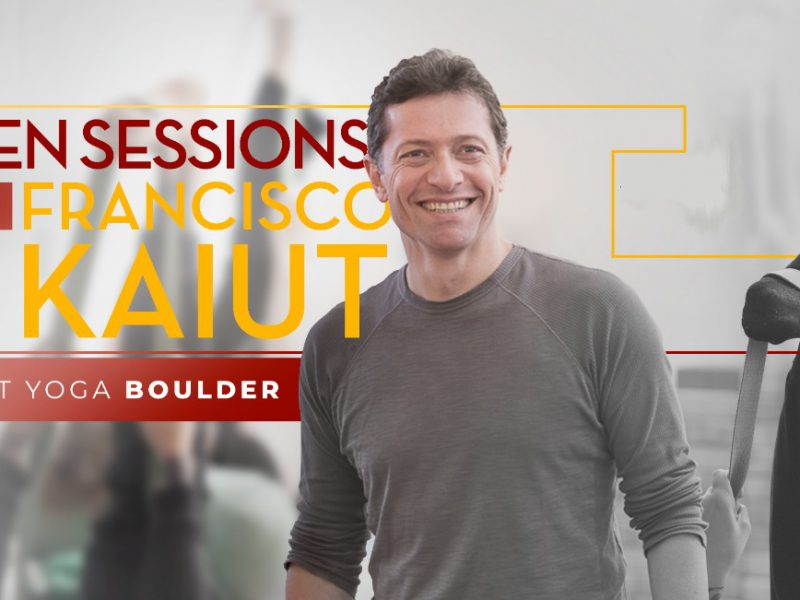 Open Sessions with Francisco Kaiut