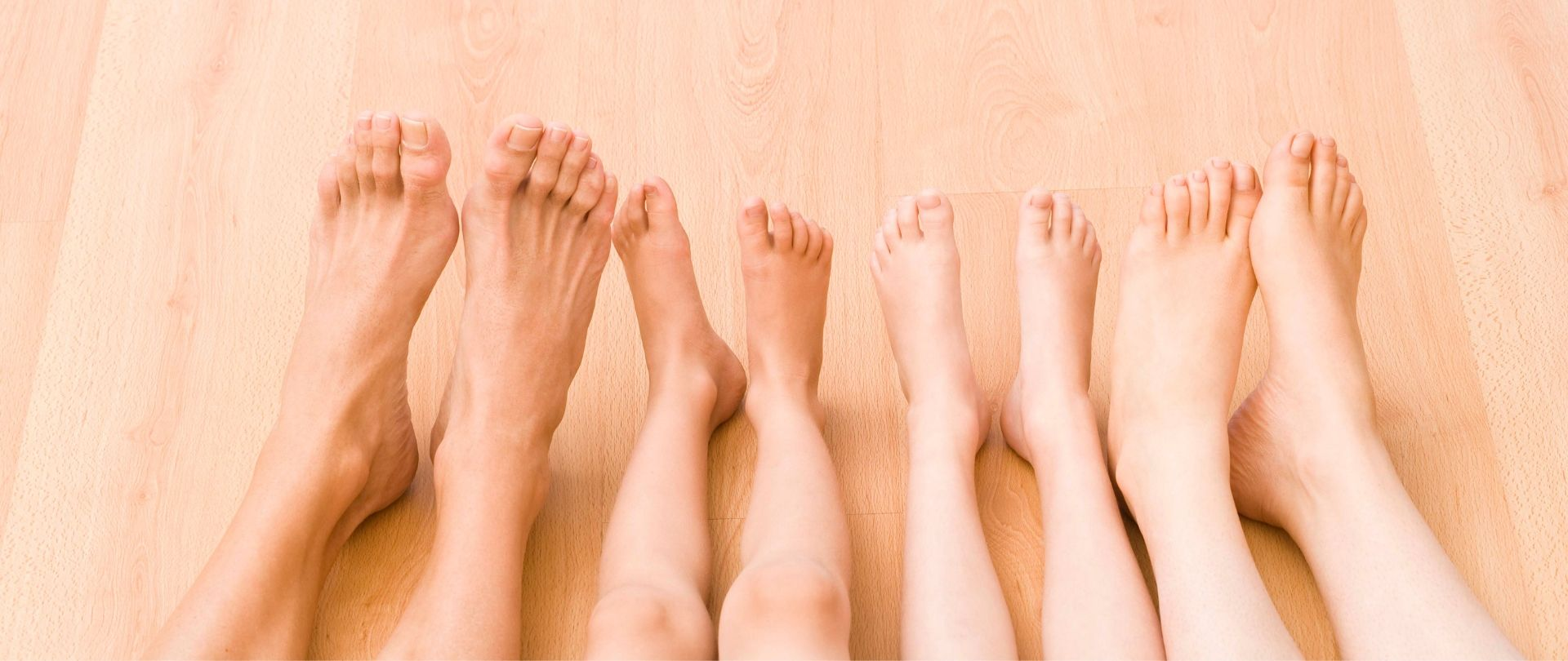 Family of Feet