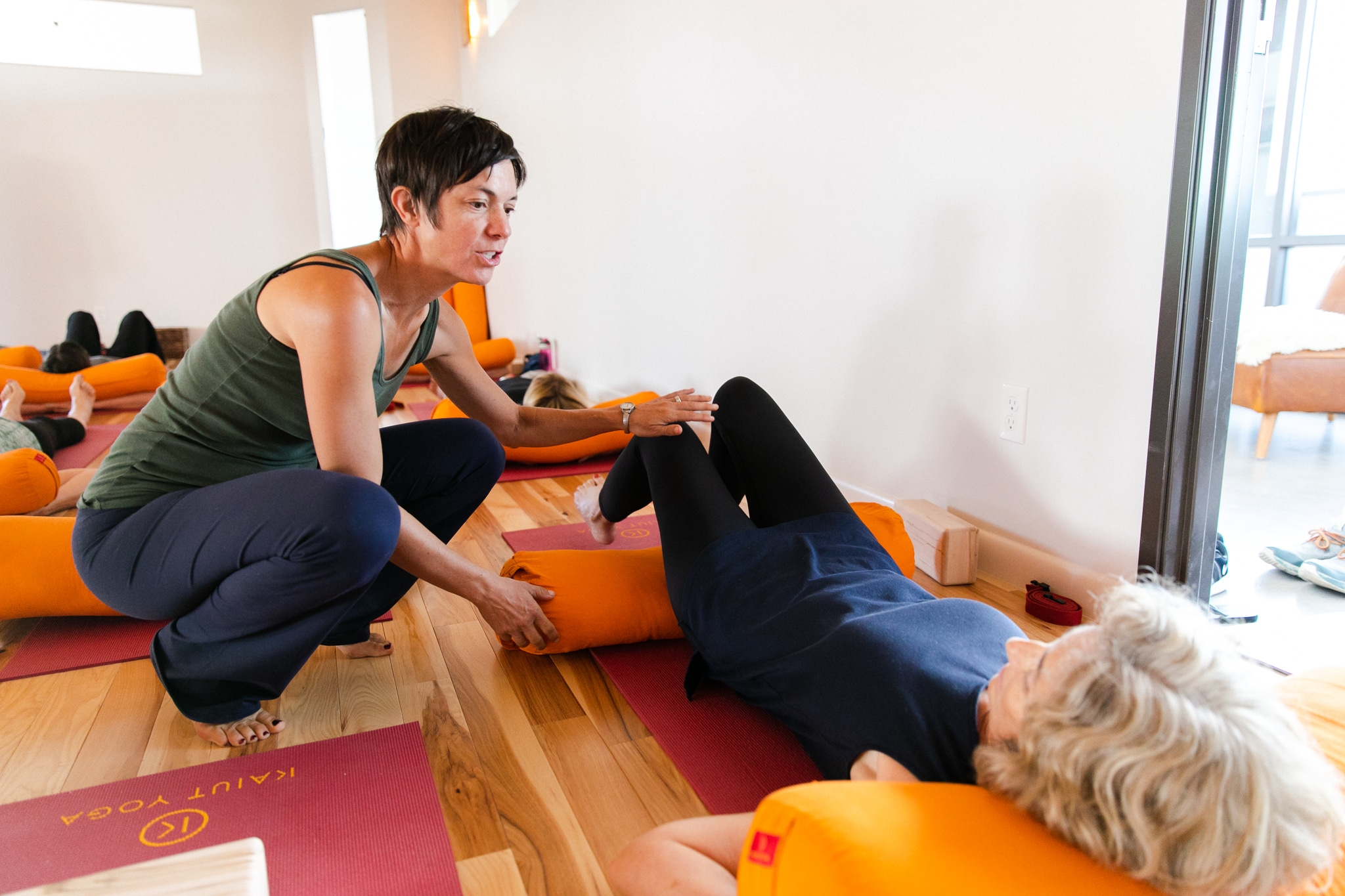 Boulder Yoga Teacher